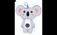 Tough Koala Squeaky Toy