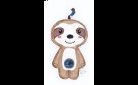 Tough Sloth Squeaky Toy
